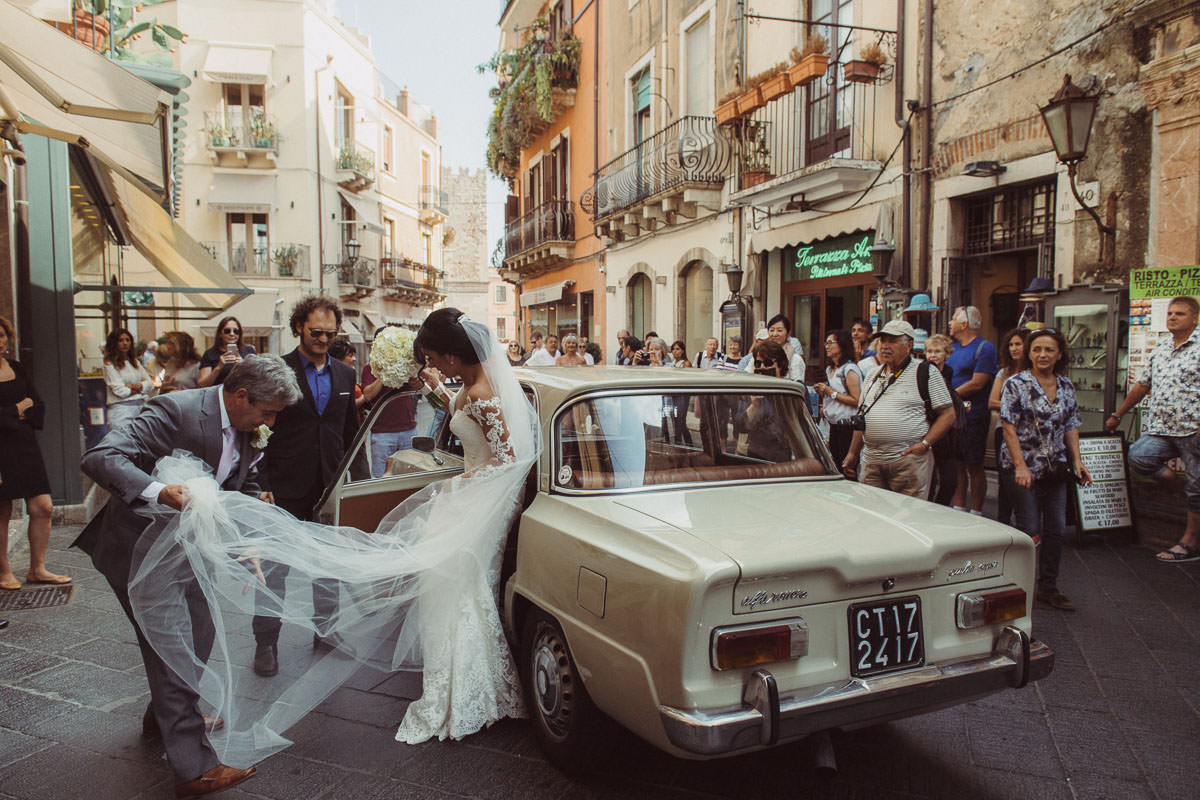 Francesca e Lincoln - Taormina - Gianmarco Vetrano Wedding Photographer