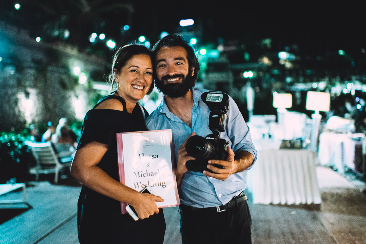 Matrimonio a Taormina: Michael Alyssa - Gianmarco Vetrano Wedding Photographer - Mariangela Spinella Wedding Planner